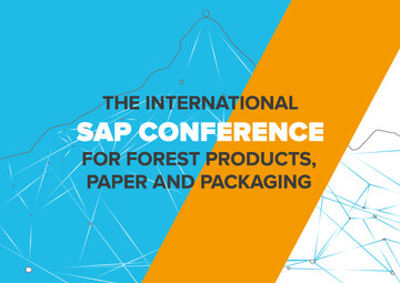 T.CON at  International SAP Conference for Forest Products, Paper and Packaging 2018