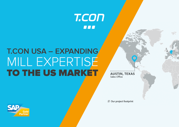 T.CON USA - expanding our mill expertise to the US market